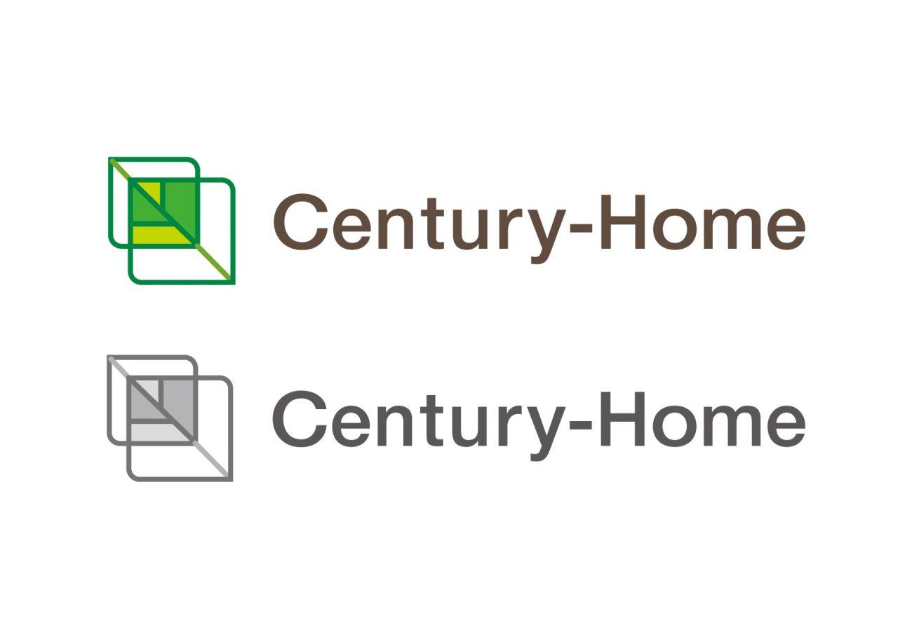 Century-Home コーポーレートロゴの画像