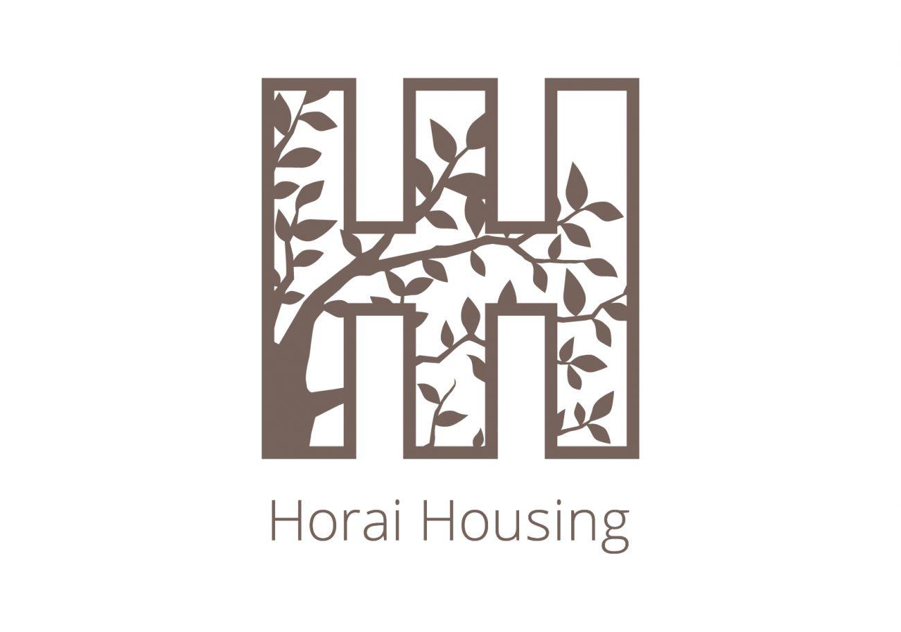 ホーライハウジング コーポレートロゴの画像